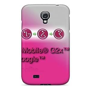 MniSquare Galaxy S4 Hybrid Tpu Case Cover Silicon Bumper T Mobile G2x