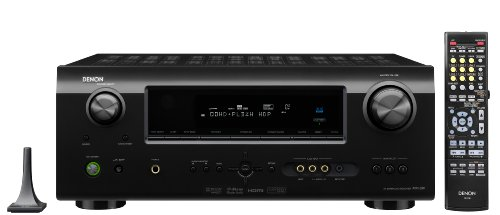 Denon AVR590 5.1-Channel Home Theater Receiver with 1080p...