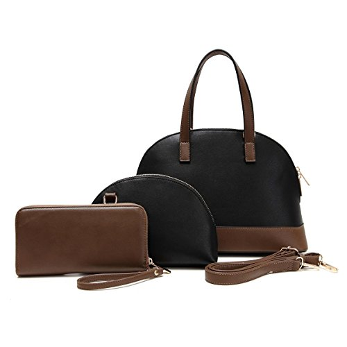 Leather Shoulder Handbag Satchel TravelNut product image