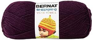 Spinrite Vickie Howell Sheep-ish Yarn, Plum-ish
