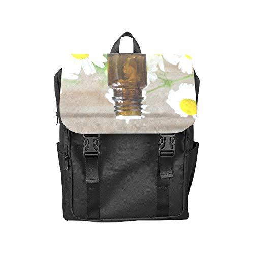 - Fashion Flip Cover Notebook German City Free Travel Romantic Color Print Laptop Backpack Travel Men Women Business Computer Backpack Oxford Fabric Vintage School Shoulder Bag