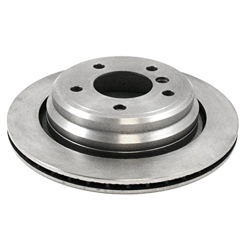 DuraGo BR34162 Rear Vented Disc Brake Rotor