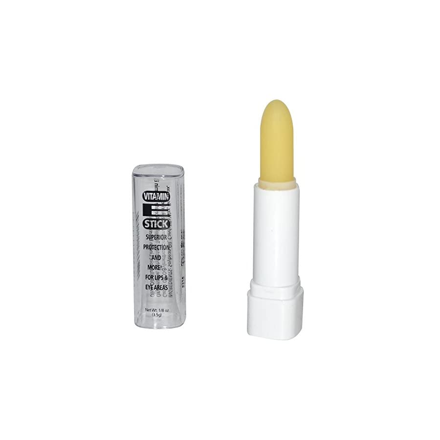 Reviva Labs Superior Protection And More!.. For Lips & Eye Areas Vitamin E Oil Stick 3.5 Gram