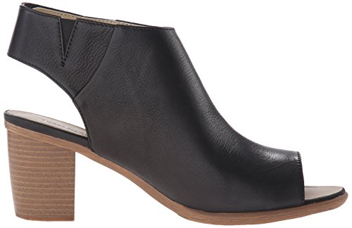 Josef Seibel Womens Bonnie 09 Stivale Peep-toe Nero