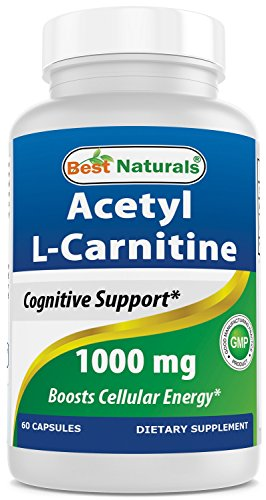 Best Naturals Acetyl L Carnitine Capsule product image