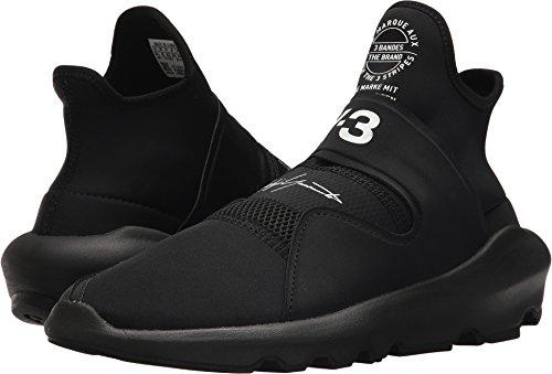 adidas Y-3 by Yohji Yamamoto Unisex Suberou Core Black/Core White/Core Black 8 M UK