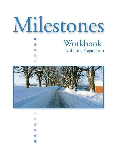 Milestones Introductory Workbook