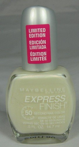 (Maybelline Express Finish Nail Polish #643 Brilliant Sparkle (Pack of 2))