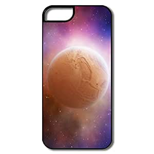 Custom Make Plastic Space Moment Universe Planets For Iphone 5s Covers & Skins