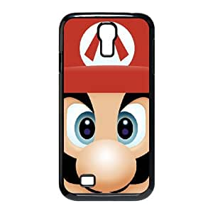 Samsung Galaxy S4 9500 Cell Phone Case Black Super Mario Bros thkw