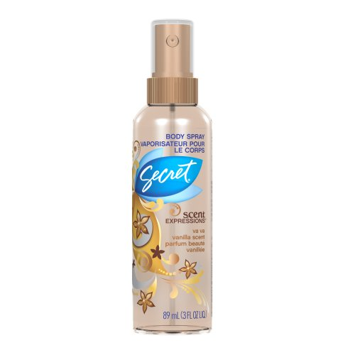 Secret Scent Expressions Vanilla Splash product image
