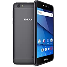 BLU Grand XL G150Q Unlocked GSM Phone - Black
