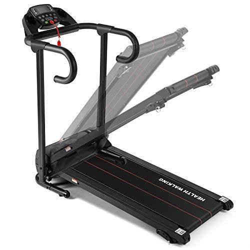Fitnessclub, Cinta de Correr eléctrica Plegable motorizada con ...