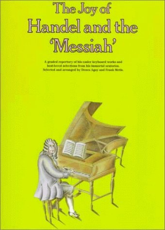 The Joy of Handel and The Messiah: Piano Solo (Joy Books (Music Sales)) - Mall Yorktown