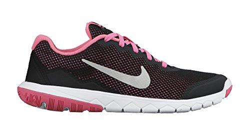 Experience Flex 4 Ragazza Silver Black Scarpe Rosa Plateado Sportive Pow GS Metallic pink Black Nike 5dYqw5