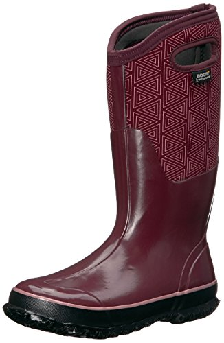 Image of Bogs Women's Classic Triangles Snow Boot