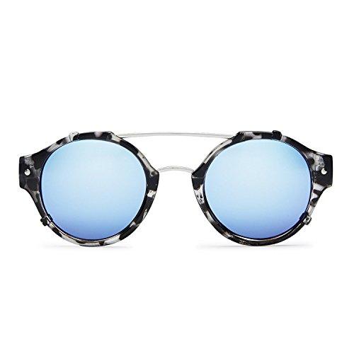 Quay Australia IT'S A SIN Women's Sunglasses Futuristic Shiny - - Sunglasses It