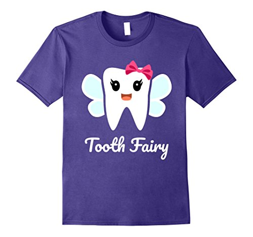 Mens Tooth Fairy Costume T-Shirt Large
