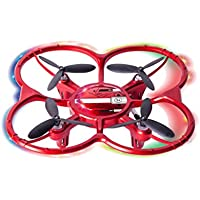 Mikong YH-13HW 2.4G 4CH High Holding Mode RC Remote Helicopter Control Four-axis Aircraft - Red