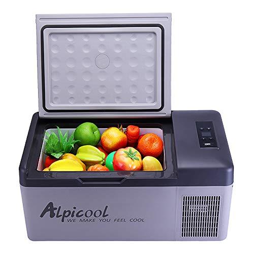 Bureze App - Mini frigorífico portátil para congelador, Coche ...