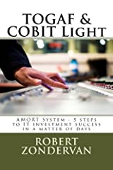 TOGAF & COBIT Light: AMORT System - 5 steps to IT investment success in a matter of days Paperback