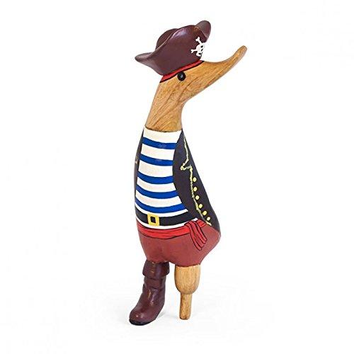 Pato - DCUK stuckler y para disfraz de Jack Sparrow: Amazon.es: Hogar