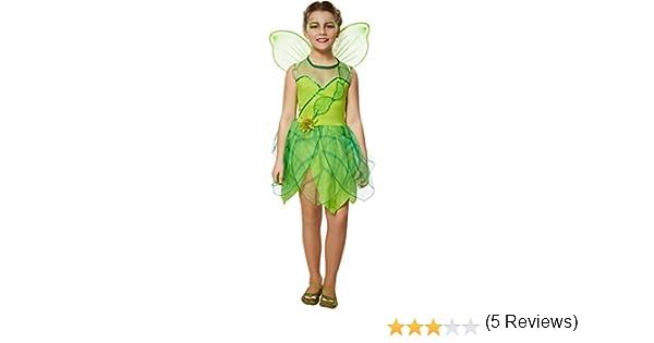 dressforfun 900345 Disfraz para Chica Hada del Bosques, Falda con ...