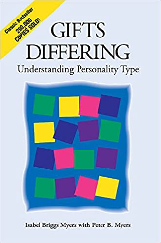 Amazon com: Gifts Differing: Understanding Personality Type