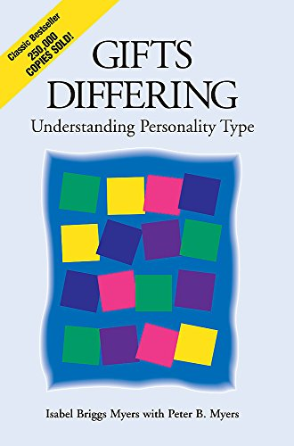 Gifts Differing: Understanding Personality Type (Best Jobs For Intp)
