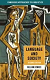 Language and Society, Downes, William, 0521450462