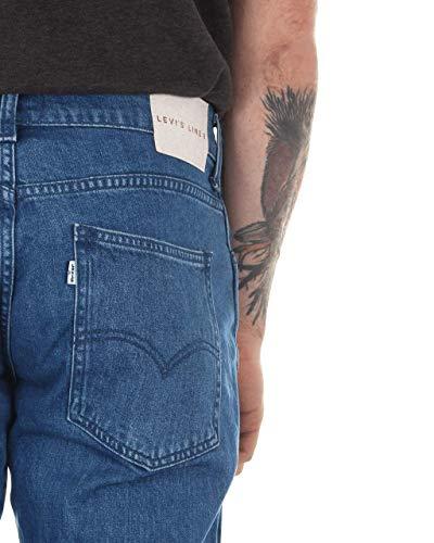 ® Slim Blue Jean Straight L8 Levi's Wash TOqwA1O