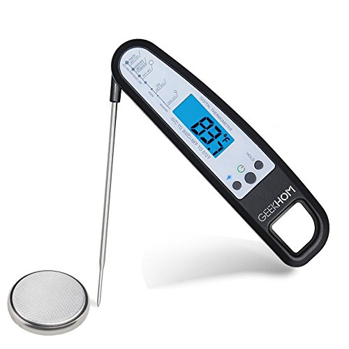 Thermometer GEEKHOM Electronic Refrigerator Attachment