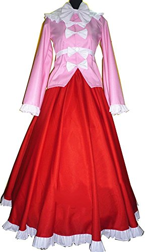 Camplayco Touhou Project Houraisan Kaguya Cosplay Costume-made
