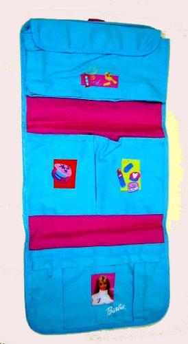 Barbie - barbie viaggio Borsa tessuto jeans 28x60cm