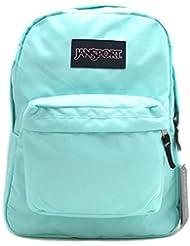 Jansport Suprebreak Aqua Dash Backpack