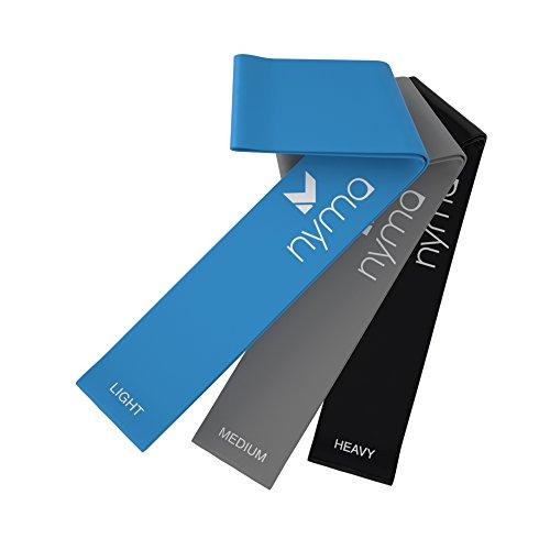 Bundle DEAL Core Sliders + 3 Resistance Loop Bands set w/ BONUS Gliding Disc Exercise eBook A Pair of Gliding Discs for Carpet & Harder Surfaces! Grab Your Gliding Sliding Discs today!