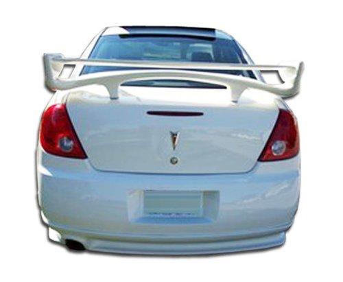 Duraflex ED-INH-904 Racer Rear Lip Under Spoiler Air Dam (base model) - 1 Piece Body Kit - Compatible For Pontiac G6 2005-2010