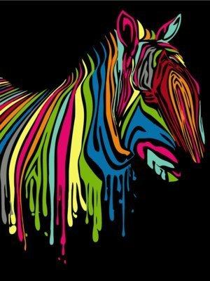 Zebra Paint - 7