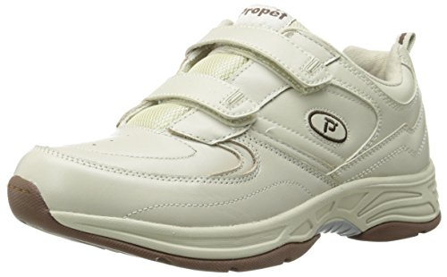 Propét Women's Eden Strap Walking Shoe - Sport White - 7 ...