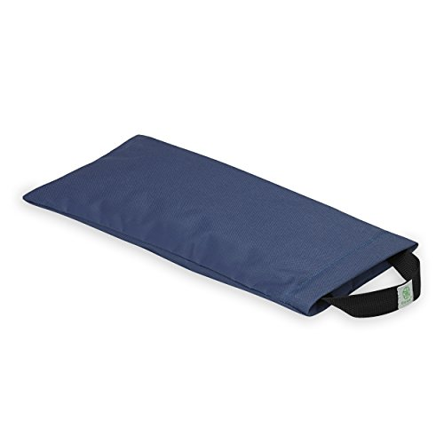 Gaiam Yoga Sand Bag Navy