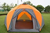 BBX-Family-Group-Instant-Portable-Tent-5000-mm-Water-Column-Festival-Camping-Backpacking-Trekking-Waterproof-Outdoor-Dome-Tent-8-Persons