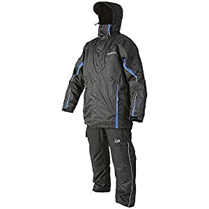 Daiwa Matchwinner Thermal Waterproof Suit Jacket and Bib Brace