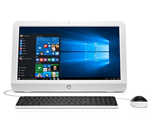 HP 20-E101IL 19.5-inch All-in-One Desktop (Celeron N3700/2GB/500GB/DOS/Integrated Graphics)
