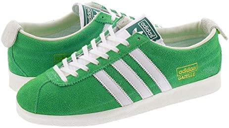 GAZELLE VINTAGE SEMI FLASH LIME/FTWR WHITE/OFF WHITE