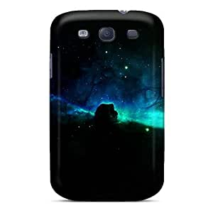 (gjP18627NaNY)durable Protection Cases Covers For Galaxy S3(space Line)