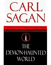 The Demon-Haunted World: Science as a Candle in the Dark by Carl Sagan(1996-03-05)