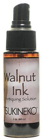 Tsukineko Walnut Ink Antiquing Solution Walnut