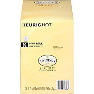 Twinings Earl Grey K-cups, 24 Count