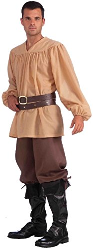 Medieval Knickers Renaissance Steampunk sboy Pants Adult Costume Accessory (Pants Renaissance Knicker)