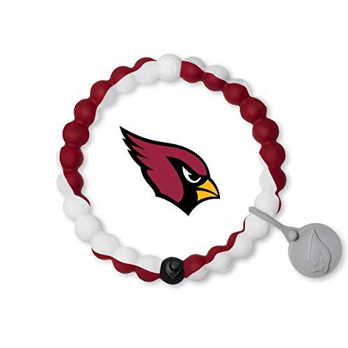 Lokai NFL Collection Bracelet, Arizona Cardinals, Size Medium (6.5